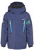 Isbjörn Helicopter Ski Jacket Kids Navy Blue